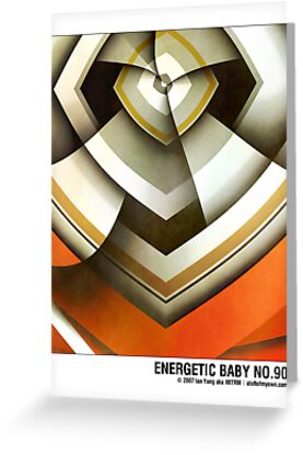 Energetic Baby No.90 by Ian Yang (mitrm)