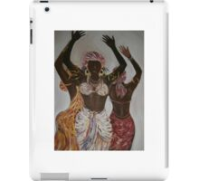 African Dance Trio iPad Case/Skin