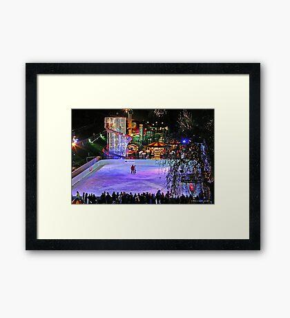 Christmas Time Framed Print