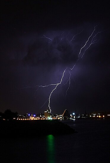 Lightning Strike by EOS20