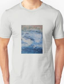Blue Fury Unisex T-Shirt