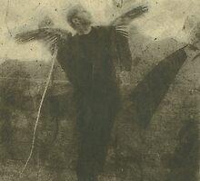 Upward Looking Fallen Angel by Elena Ray