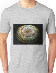 Stained Glass Dome Unisex T-Shirt