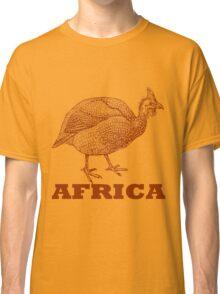 GUINEAFOWL Classic T-Shirt