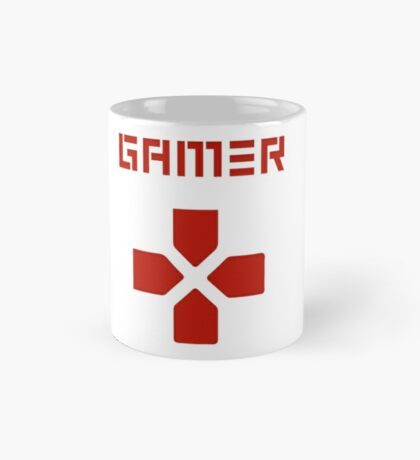 Gammer buttons graphic Mug