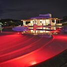 Pool Nights #2 by Stefan Bau