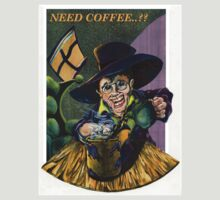 Need Coffee..?? by TJ Alexander