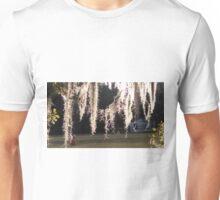 slip through the light into the dark Unisex T-Shirt