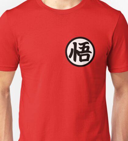 Goku Kanji Go, Dragon Ball Z Unisex T-Shirt