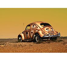 The Beetle Photographic Print