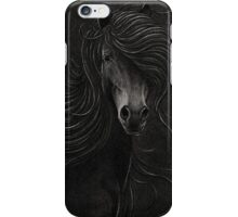 Night Horse iPhone Case/Skin