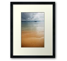 Humidity Framed Print