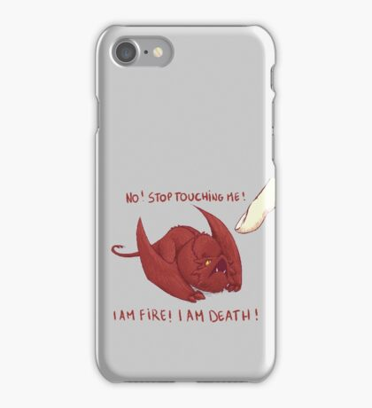 Little Smaug - Dragon iPhone Case/Skin
