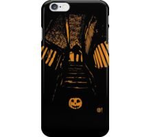 Halloween Stencil iPhone Case/Skin