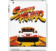 Street Fighter - Nissan gtr iPad Case/Skin