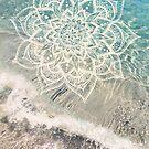 Ocean Mandala by CarlyMarie