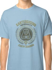 Earthbending university Classic T-Shirt