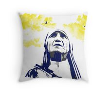 Mo.Ther. Throw Pillow