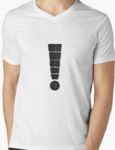 #FACT Mens V-Neck T-Shirt