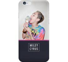 Miley - Ice Cream iPhone Case/Skin