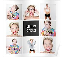 Miley - Ice Cream Poster