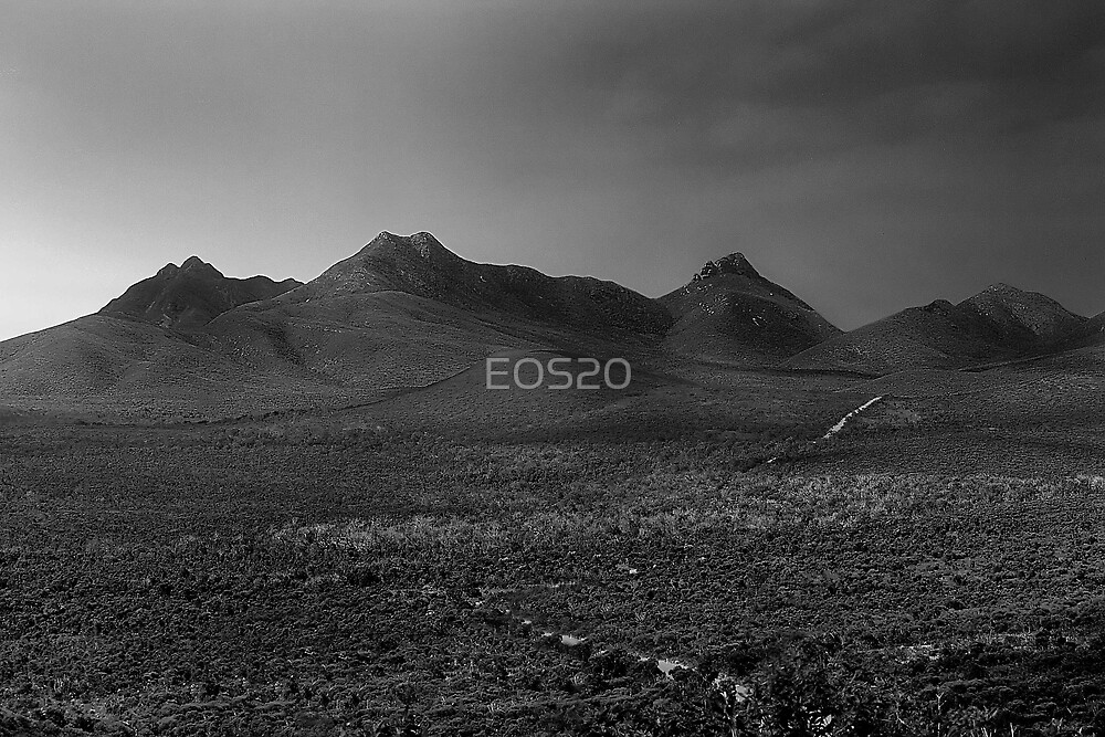 Stirling Ranges - Western Australia  by EOS20