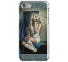 My darling little goat iPhone Case/Skin