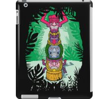 Cult of Villains. iPad Case/Skin