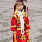 Little one in costume China by cs-cookie