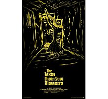 The Texas Chain Saw Massacre Photographic Print