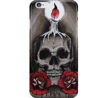 Voodoo Skull iPhone Case/Skin