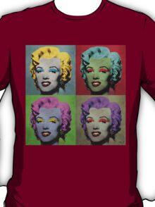 Vampire Marilyn set of 4 T-Shirt