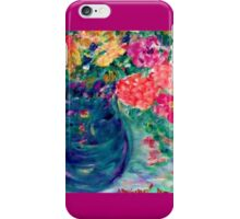 Romance Flowers Artist Designed Decor & Gifts iPhone Case/Skin