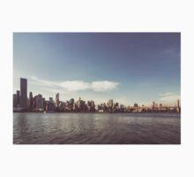 New York City Skyline Kids Tee