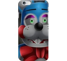 Toy Bonnie in office iPhone Case/Skin