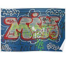 Urban Grafiti Poster