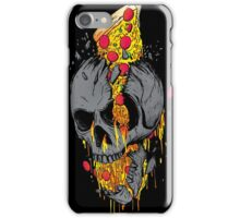 Rest in pizza iPhone Case/Skin