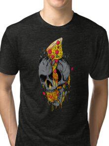 Rest in pizza Tri-blend T-Shirt