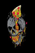 Rest in pizza by Madkobra