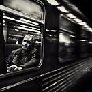 The Passenger by Lasse Damgaard