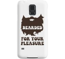 Bearded For Your Pleasure Samsung Galaxy Case/Skin