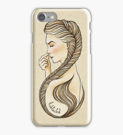 Fishtailed iPhone Case/Skin
