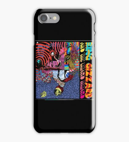King Gizzard and the Wizard Lizard iPhone Case/Skin