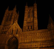 Lincoln Cathedral 2 by J S McKay