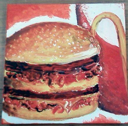 Big food..Big waist! by CiaraMcErlean