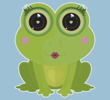 Female Frog Kids Clothes