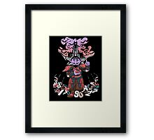 The Count untold. Framed Print