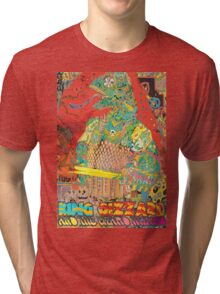 King Gizzard and the Wizard Lizard Tri-blend T-Shirt