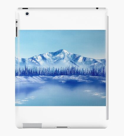 Frozen Tranquility  iPad Case/Skin