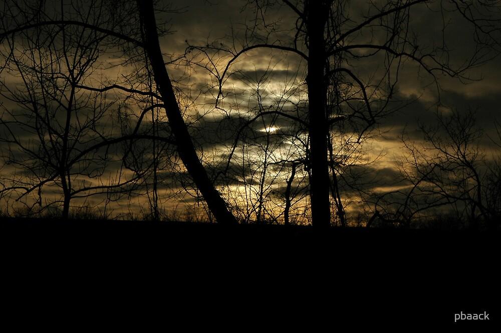 The Sun is Hiding by pbaack